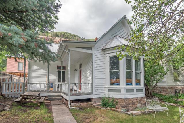 309 E Columbia Avenue, Telluride, CO 81435 (MLS #35204) :: Nevasca Realty