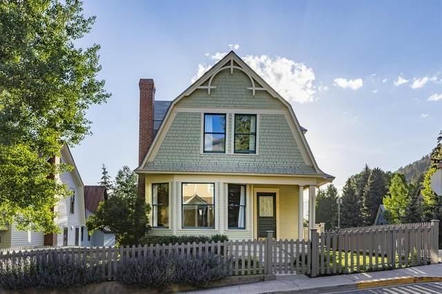 239 N Aspen Street, Telluride, CO 81435 (MLS #36202) :: Telluride Real Estate Corp.