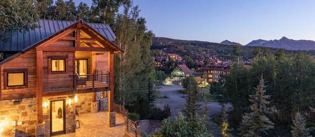 692 Mountain Village Boulevard, Mountain Village, CO 81435 (MLS #37428) :: Telluride Properties