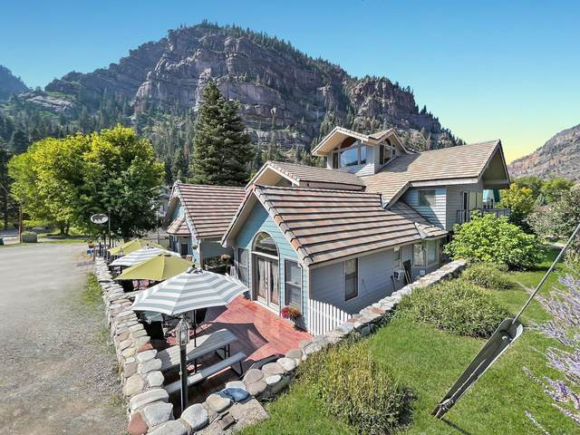 118 6th Avenue, Ouray, CO 81427 (MLS #39196) :: Telluride Properties