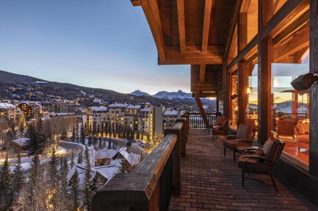 117 Sunny Ridge Place Penthouse 135, Mountain Village, CO 81435 (MLS #35602) :: Nevasca Realty