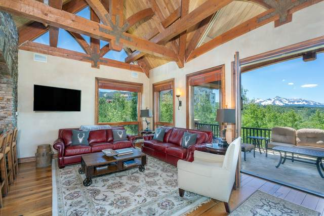 158 Country Club Drive #158, Mountain Village, CO 81435 (MLS #37095) :: Compass