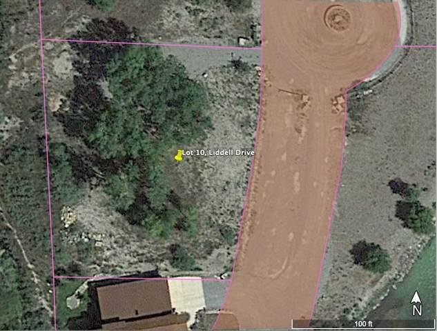 TBD Liddell Drive #10, Ridgway, CO 81432 (MLS #38525) :: Telluride Standard