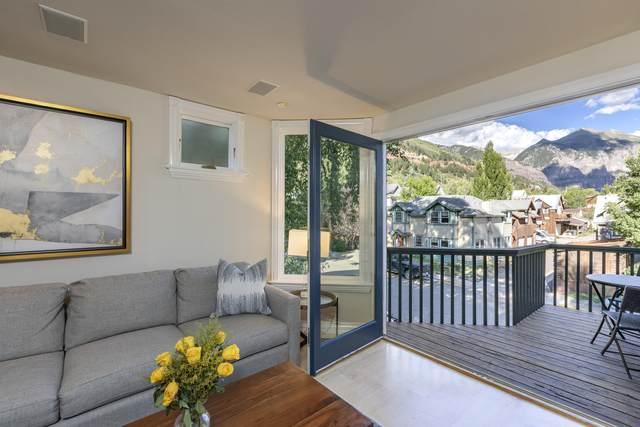 105 S Davis Street #201, Telluride, CO 81435 (MLS #38526) :: Telluride Properties