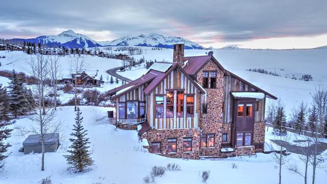 172 Adams Ranch Road, Mountain Village, CO 81435 (MLS #39057) :: Telluride Properties