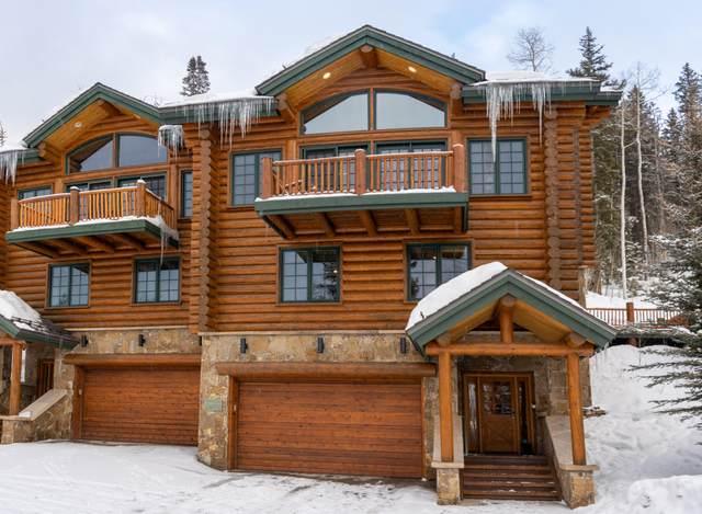 114 Lodges Lane #7, Mountain Village, CO 81435 (MLS #39183) :: Telluride Standard