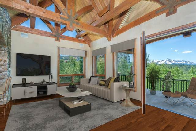 158 Country Club Drive #158, Mountain Village, CO 81435 (MLS #37095) :: Telluride Standard