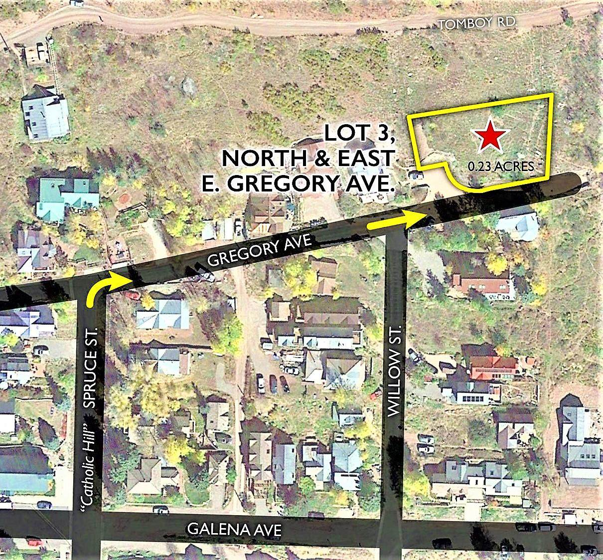 Lot 3, East Gregory Avenue - Photo 1