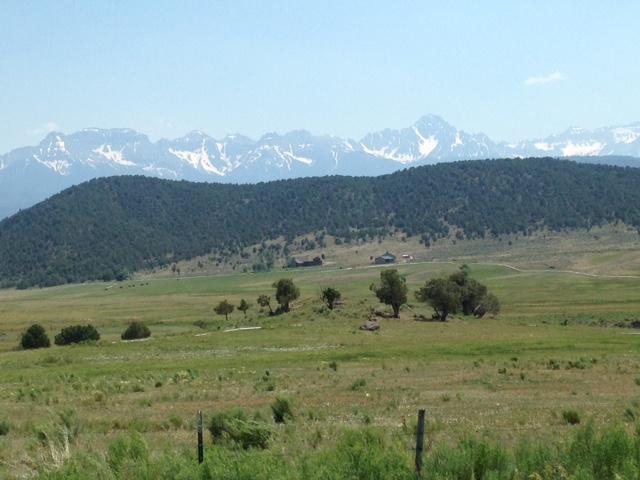TBD County Road 10, Ridgway, CO 81432 (MLS #35107) :: Nevasca Realty