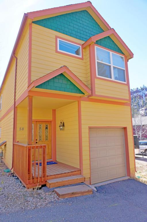 58 Canyon Court, Placerville, CO 81430 (MLS #35811) :: Telluride Properties