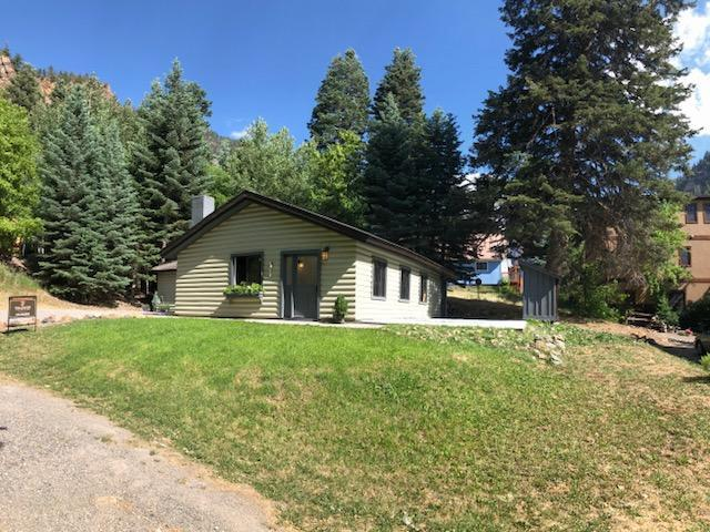 101 Loretta Court, Ouray, CO 81427 (MLS #36158) :: Telluride Properties