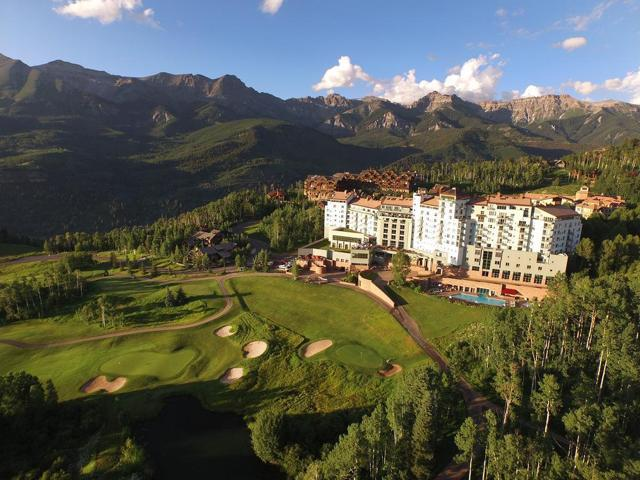 136 Country Club Drive #438, Mountain Village, CO 81435 (MLS #36712) :: Telluride Properties