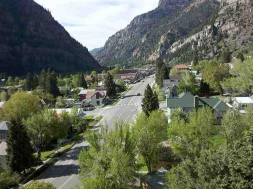 Lot D 2nd Avenue, Ouray, CO 81427 (MLS #36871) :: Telluride Real Estate Corp.