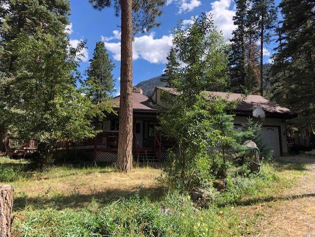 387 Whispering Pines Drive, Ouray, CO 81427 (MLS #37488) :: Telluride Real Estate Corp.