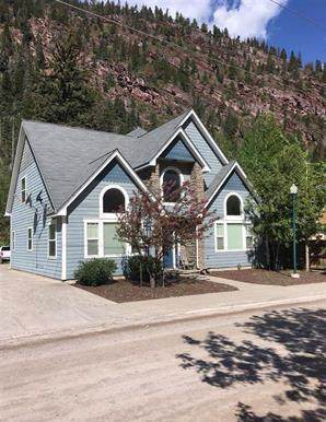 1610 Oak Street, Ouray, CO 81427 (MLS #37595) :: Telluride Real Estate Corp.