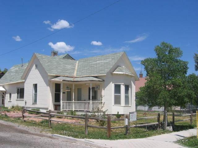 509 Moffat Street, Ridgway, CO 81432 (MLS #39445) :: Telluride Properties