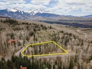 TBD Fox Farm Road #58, Telluride, CO 81435 (MLS #39457) :: Telluride Properties