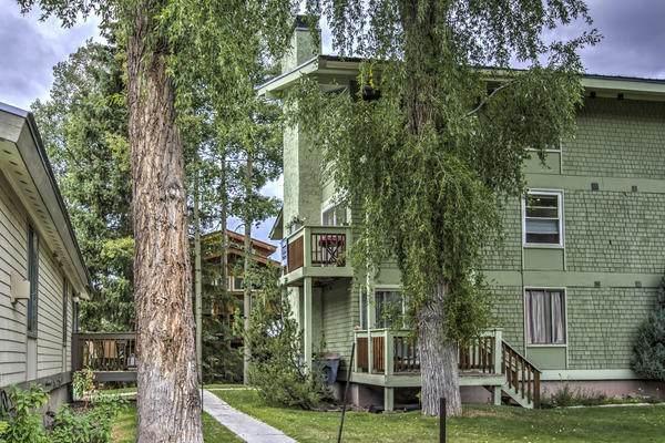 619 W Columbia Avenue 126 & 127, Telluride, CO 81435 (MLS #40053) :: Compass