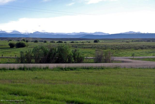 LOT 12 East Forty, Pinedale, WY 82941 (MLS #12-417) :: Sage Realty Group