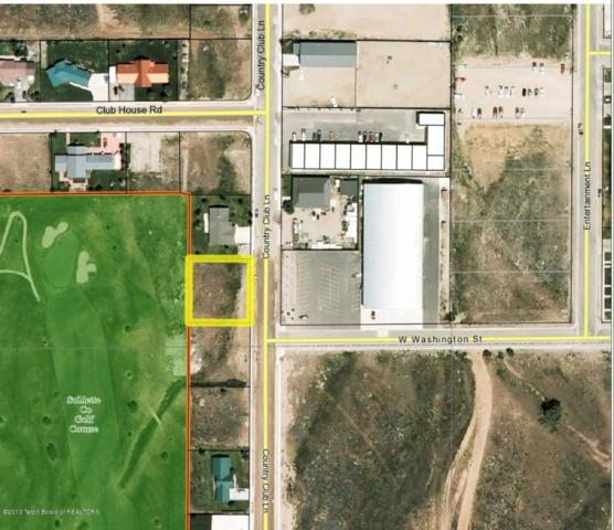 Country Club  Lane, Pinedale, WY 82941 (MLS #13-406) :: Sage Realty Group