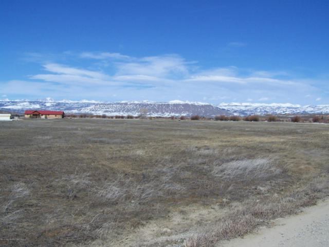 Old Brazzill Ranch Road, Pinedale, WY 82941 (MLS #14-661) :: West Group Real Estate