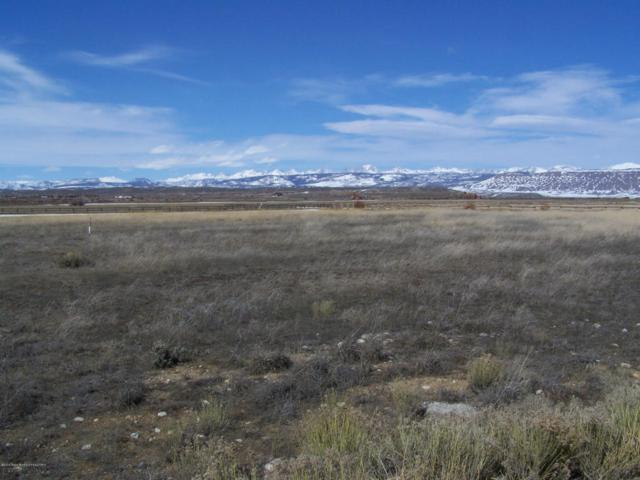 Old Brazzill Ranch Road, Pinedale, WY 82941 (MLS #14-670) :: West Group Real Estate