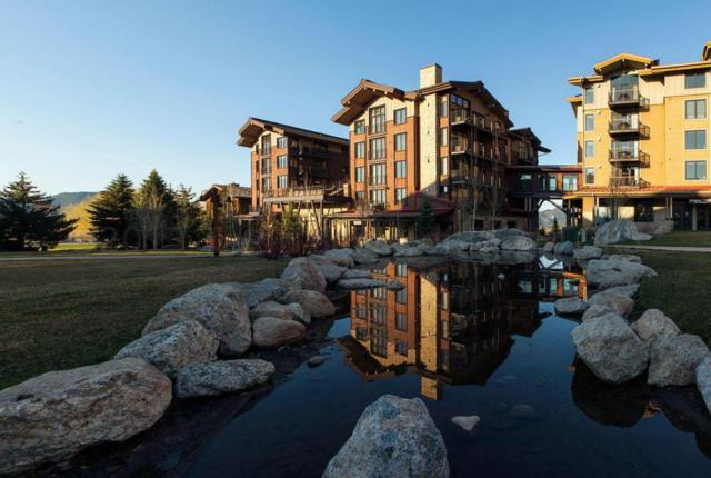 3325 W Village Dr #469, Teton Village, WY 83025 (MLS #15-2239) :: West Group Real Estate