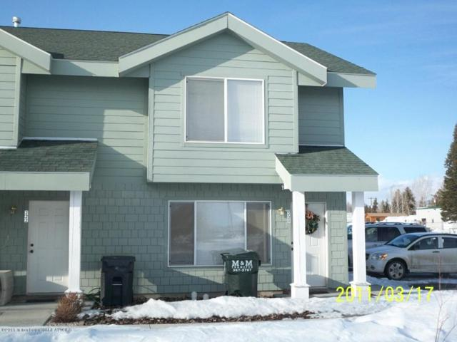 220 S Lincoln Ave, Pinedale, WY 82941 (MLS #15-425) :: West Group Real Estate