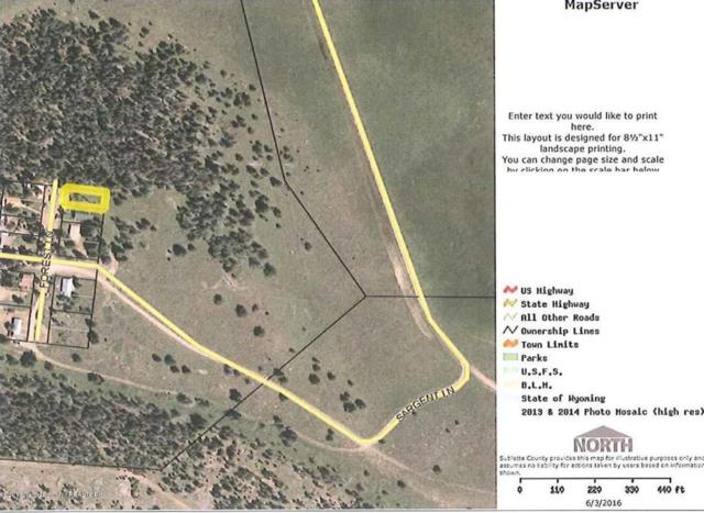 Sargent, Lot 1. (Record Of Sur, Bondurant, WY 82922 (MLS #16-1450) :: West Group Real Estate