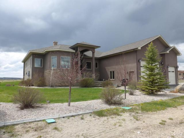 204 Tee Cir, Pinedale, WY 82941 (MLS #16-1517) :: West Group Real Estate