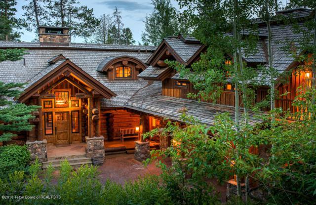 7875 N Granite Ridge Rd, Teton Village, WY 83025 (MLS #16-1978) :: West Group Real Estate