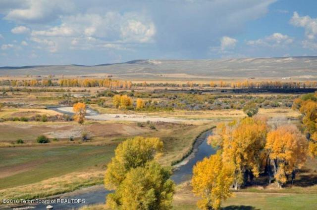 TRACT 10 Seven Mile River Ranch, Daniel, WY 82055 (MLS #16-2160) :: Sage Realty Group