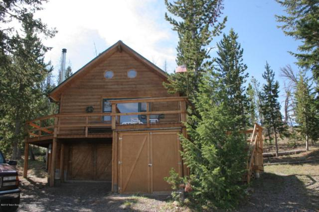 376 Union Pass Rd, Dubois, WY 82513 (MLS #16-2549) :: Sage Realty Group