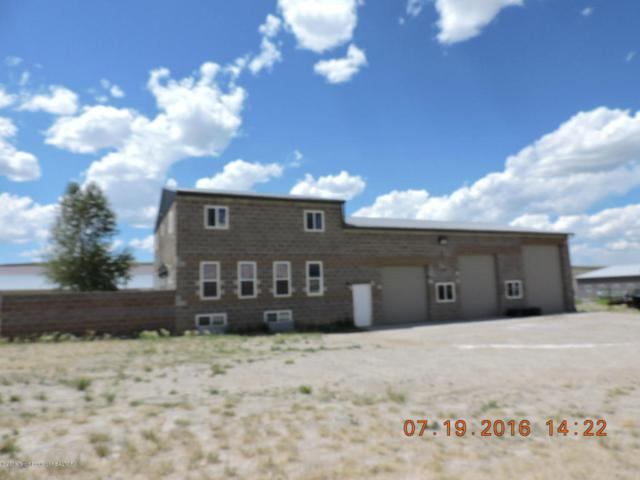 4 Utility Lane, Pinedale, WY 82941 (MLS #16-2668) :: Sage Realty Group