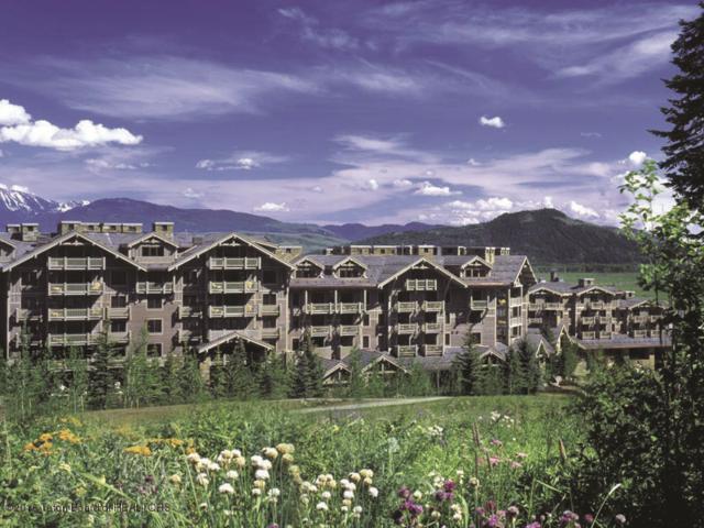 Address Not Published, Teton Village, WY 83025 (MLS #16-76) :: Sage Realty Group