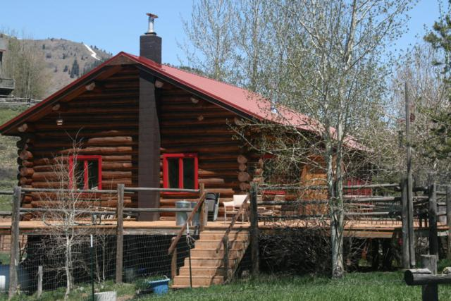 6825 Squaw Creek Rd, Jackson, WY 83001 (MLS #17-1174) :: Sage Realty Group