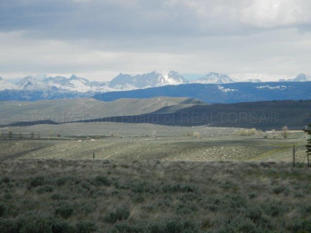 High Peaks Lane, Pinedale, WY 82941 (MLS #17-1332) :: Sage Realty Group