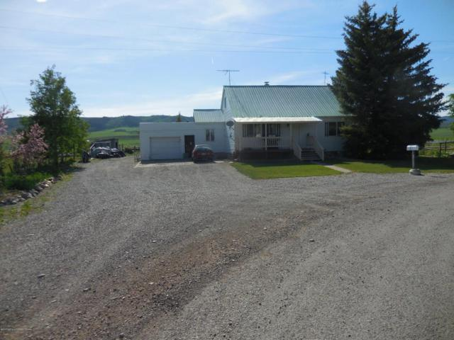 497 Tom's Canyon Rd, Auburn, WY 83111 (MLS #17-1525) :: Sage Realty Group