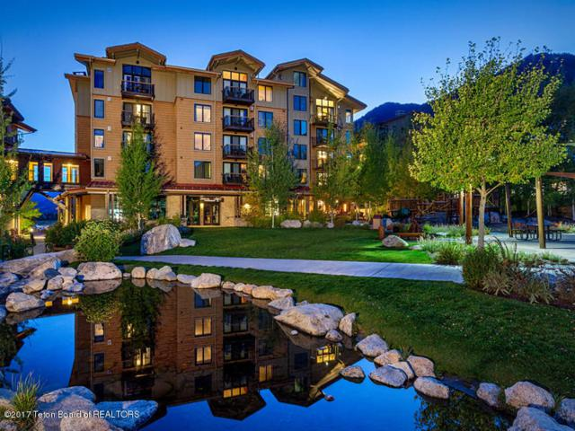 3325 W Village Dr #462, Teton Village, WY 83025 (MLS #17-1532) :: West Group Real Estate