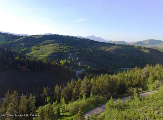 3825 W Highland Trail, Wilson, WY 83014 (MLS #17-1559) :: West Group Real Estate