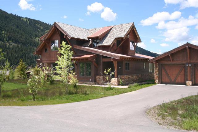 585 W Lodge Cottage Dr, Jackson, WY 83001 (MLS #17-1582) :: West Group Real Estate