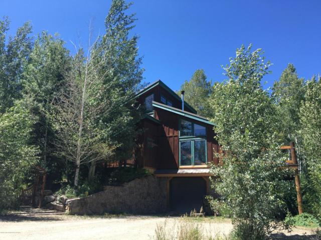 3705 N Fork Fall Creek Rd, Wilson, WY 83001 (MLS #17-1647) :: West Group Real Estate