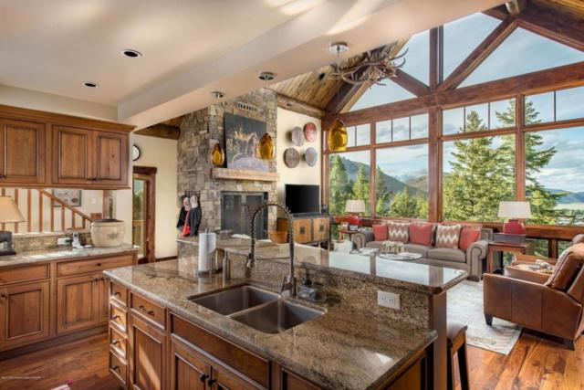 266 Pine Glades Drive, Jackson, WY 83001 (MLS #17-1700) :: West Group Real Estate