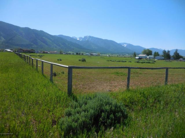 Hoback Dr, Thayne, WY 83127 (MLS #17-1774) :: West Group Real Estate