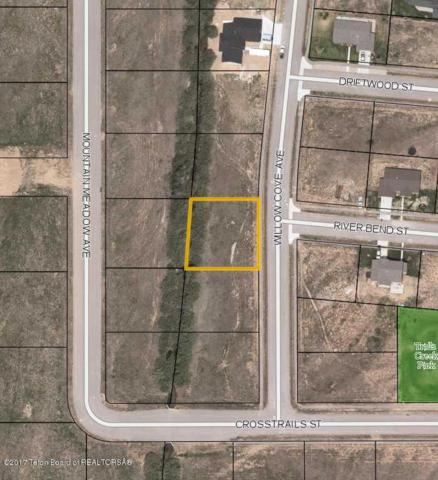 Lot 74 Trails Creek Subdivision, Pinedale, WY 82941 (MLS #17-1790) :: Sage Realty Group