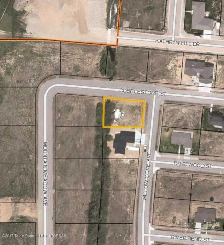 Lot 70 Trails Creek Subdivision, Pinedale, WY 82941 (MLS #17-1793) :: Sage Realty Group