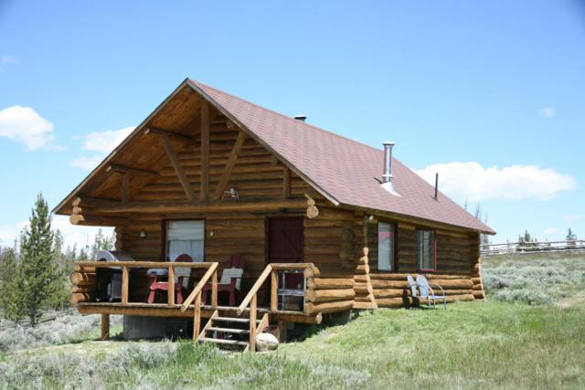 33 Trudy's Road, Dubois, WY 82513 (MLS #17-1818) :: West Group Real Estate