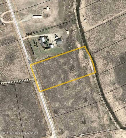 LOT 30 Chief Joseph Road, Daniel, WY 83115 (MLS #17-1882) :: West Group Real Estate