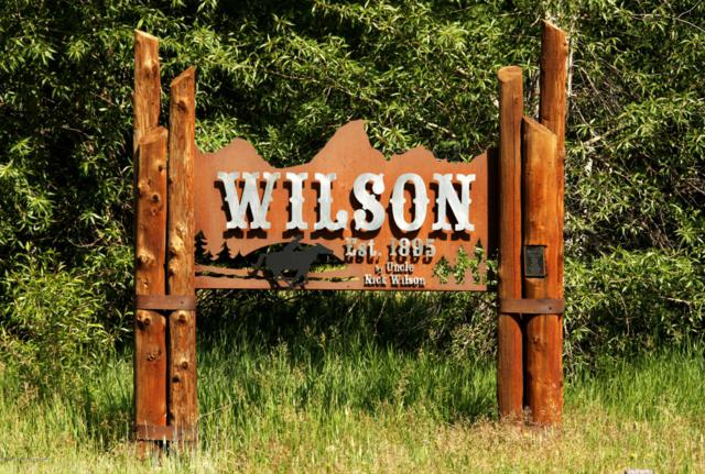 1255 2ND, Wilson, WY 83014 (MLS #17-1965) :: West Group Real Estate