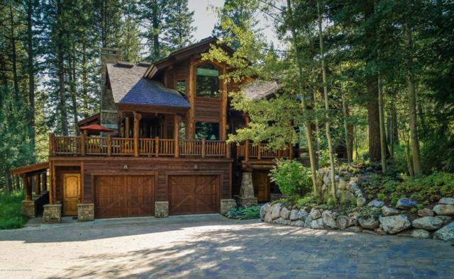 Address Not Published, Teton Village, WY 83025 (MLS #17-1992) :: Sage Realty Group